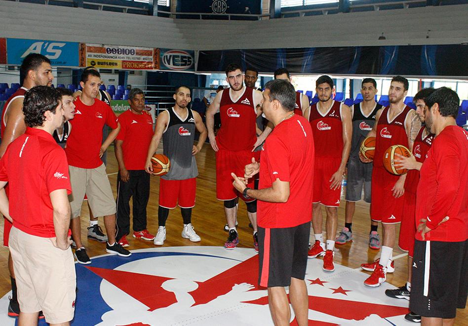 El turno de Halcones Rojos en la Liga de las Américas por viva basquet