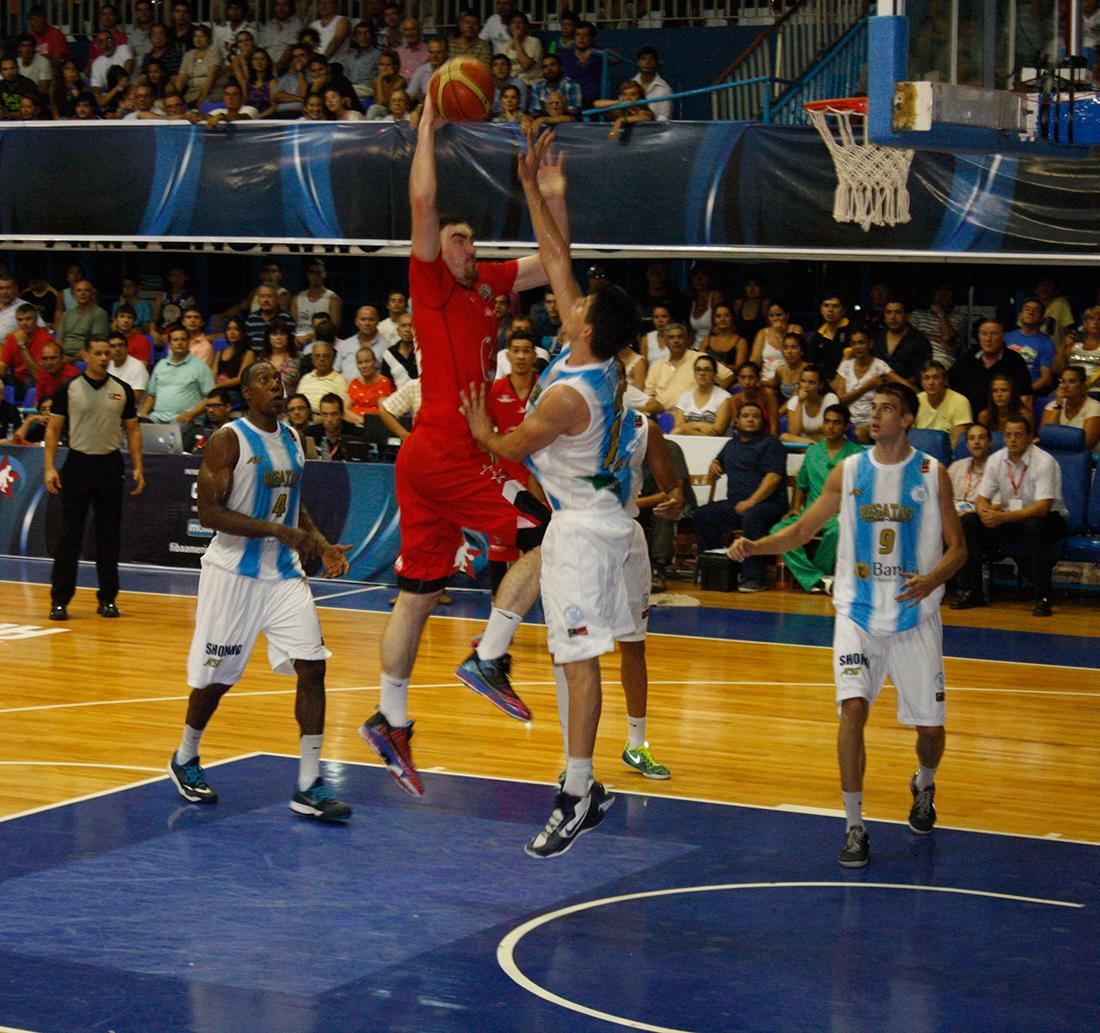 Halcones Rojos termina segundo en el Grupo C de la Liga de las Américas por viva basquet
