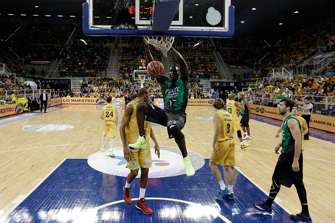 Joventut elimina al anfitrión por Viva Basquet / ACB Photos