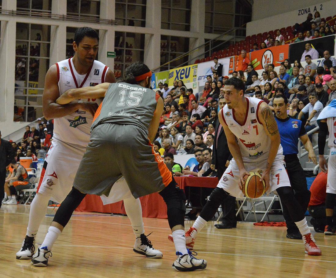 Halcones Rojos en la cima de la LNBP por Viva basquet