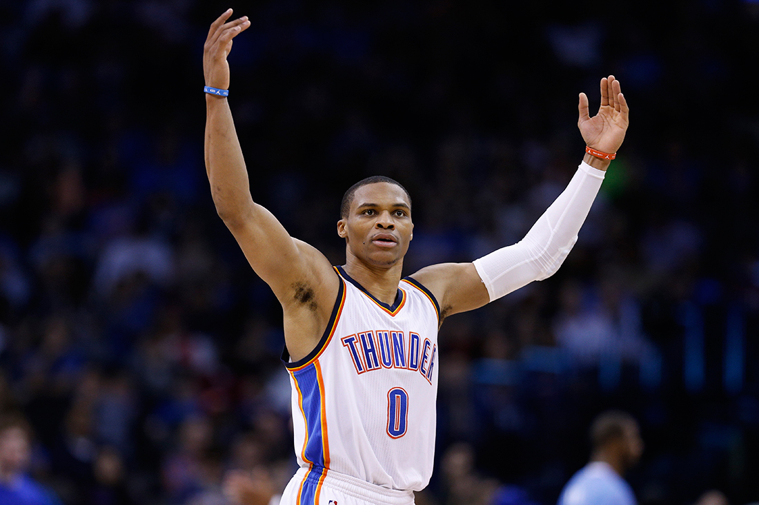 Antetokounmpo y Westbrook, los mejores de la semana en la NBA por viva basquet