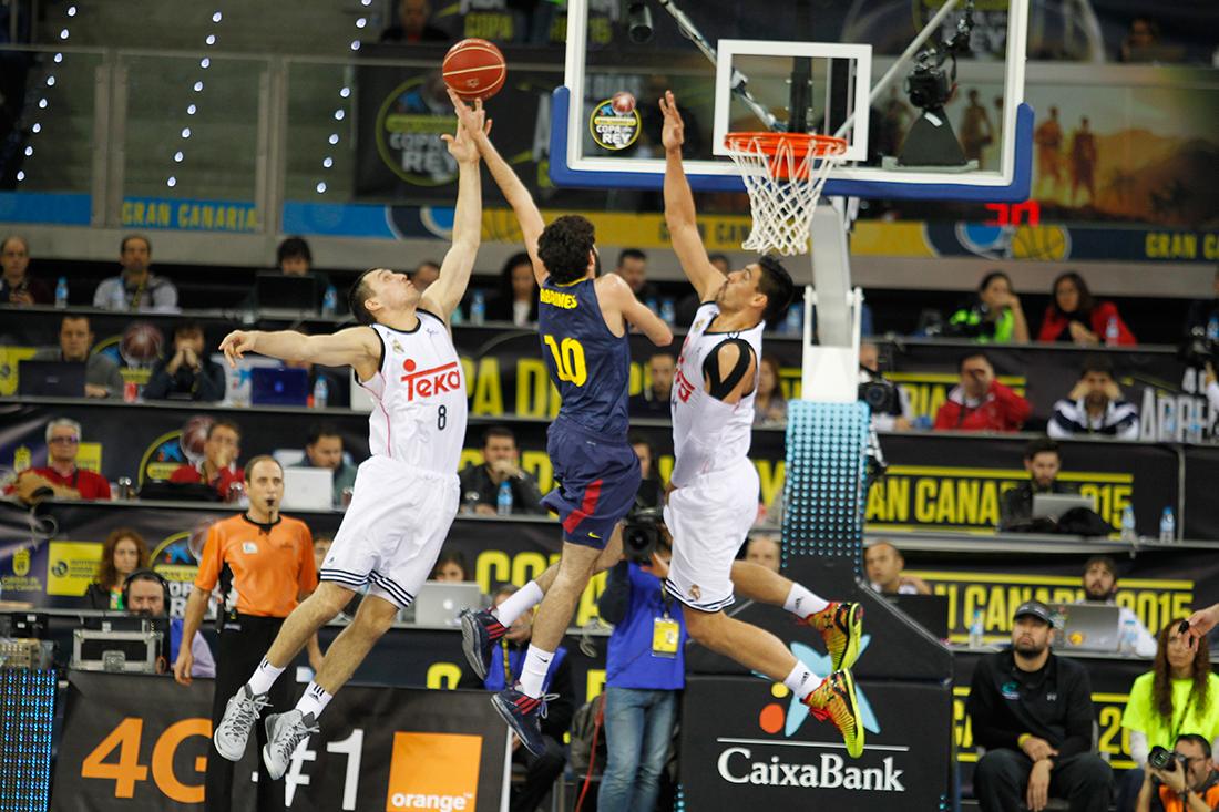 Real Madrid campeón de la Copa del Rey por viva basquet
