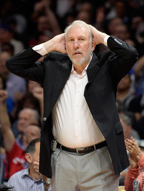 Los Spurs y su gira del rodeo por viva basquet