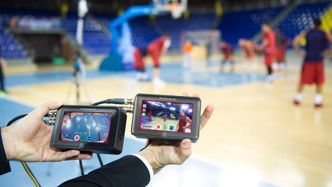 La Euroliga estrena tecnología en el Real Madrid vs Barcelona por viva basquet