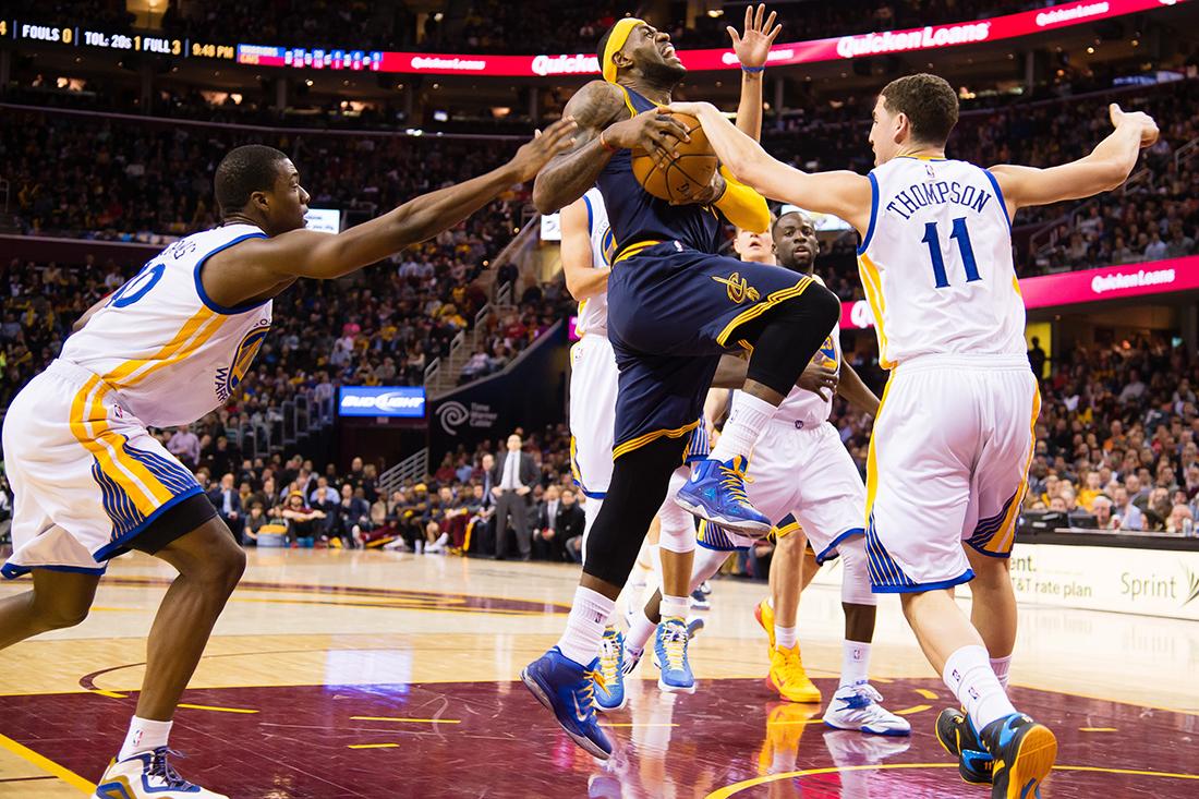Cuidado con los Cavaliers por viva basquet