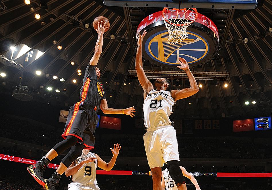 Los Warriors se imponen a los campeones de la NBA por Viva Basquet