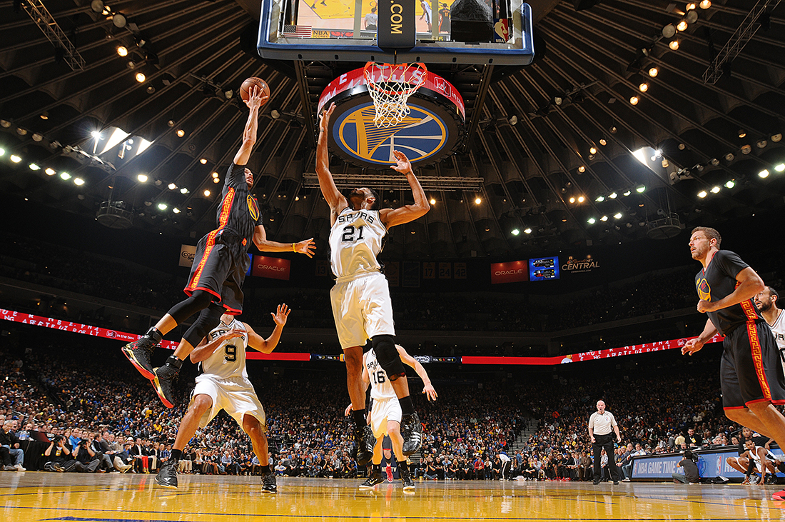 Copyright 2015 NBAE (Photo by Noah Graham/NBAE via Getty Images)