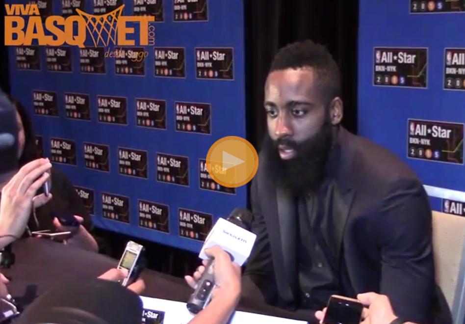 Media Day del NBA-Star Game 2015 por VivaBasquet