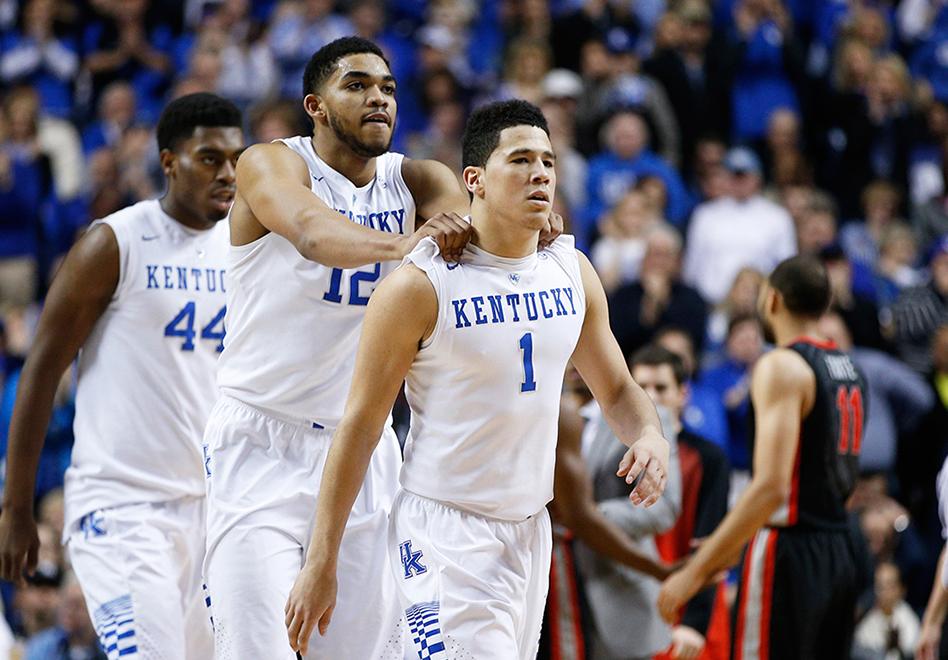 26 triunfos y contando para Wildcats de Kentucky en la NCAA.