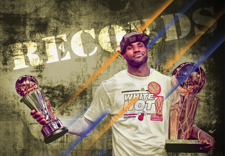 los records de leBron James por viva basquet