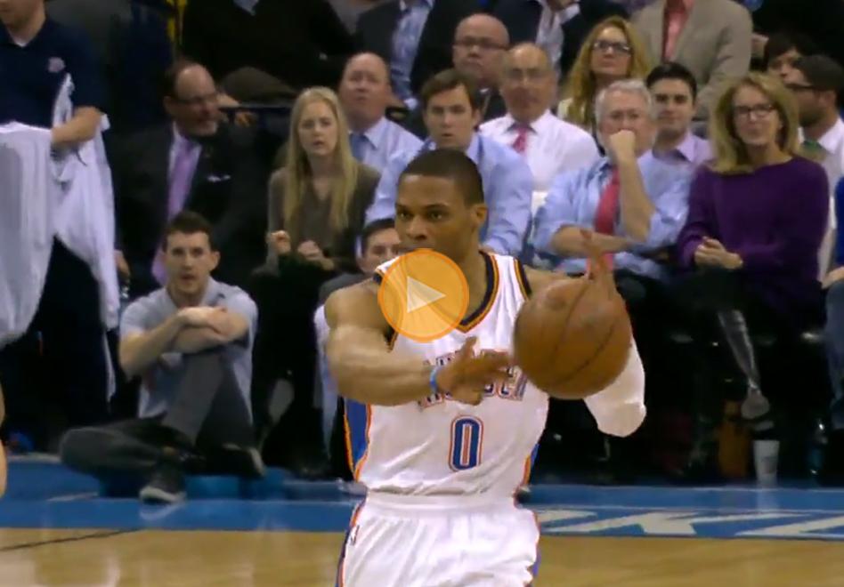 Westbrook en plan de MVP por viva basquet