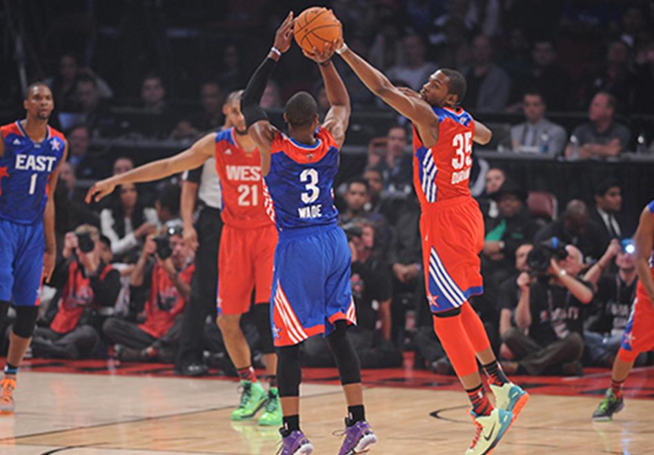 El Oeste se queda con la victoria en el NBA All-Star Game por viva basquet