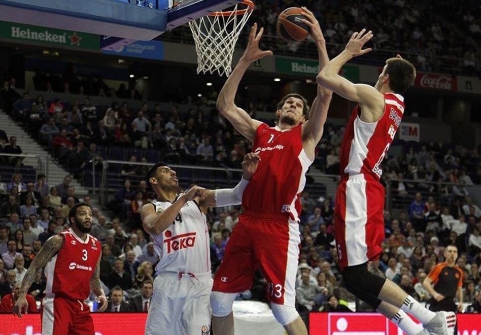 El Real Madrid sigue con paso firme en Euroliga por viva basquet
