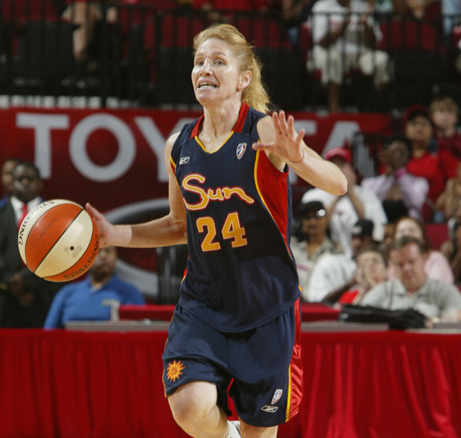 Las 3 jugadoras más chaparras en la historia de la WNBA por viva basquet