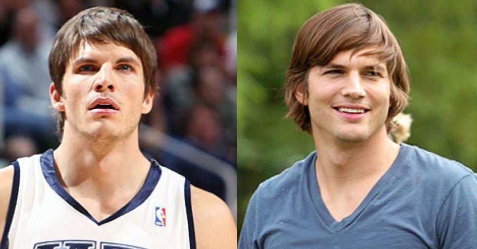 Celebridades y jugadores de la NBA separados al nacer por viva basquet