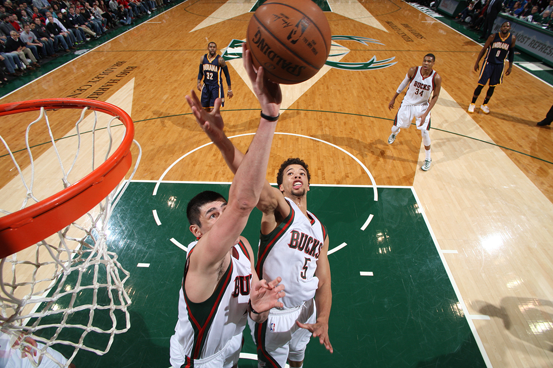 Copyright 2015 NBAE (Photo by Gary Dineen/NBAE via Getty Images