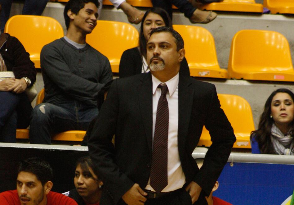 Eddie Casiano nuevo coach de la Selección Mexicana de Basquetbol por Viva Basquet