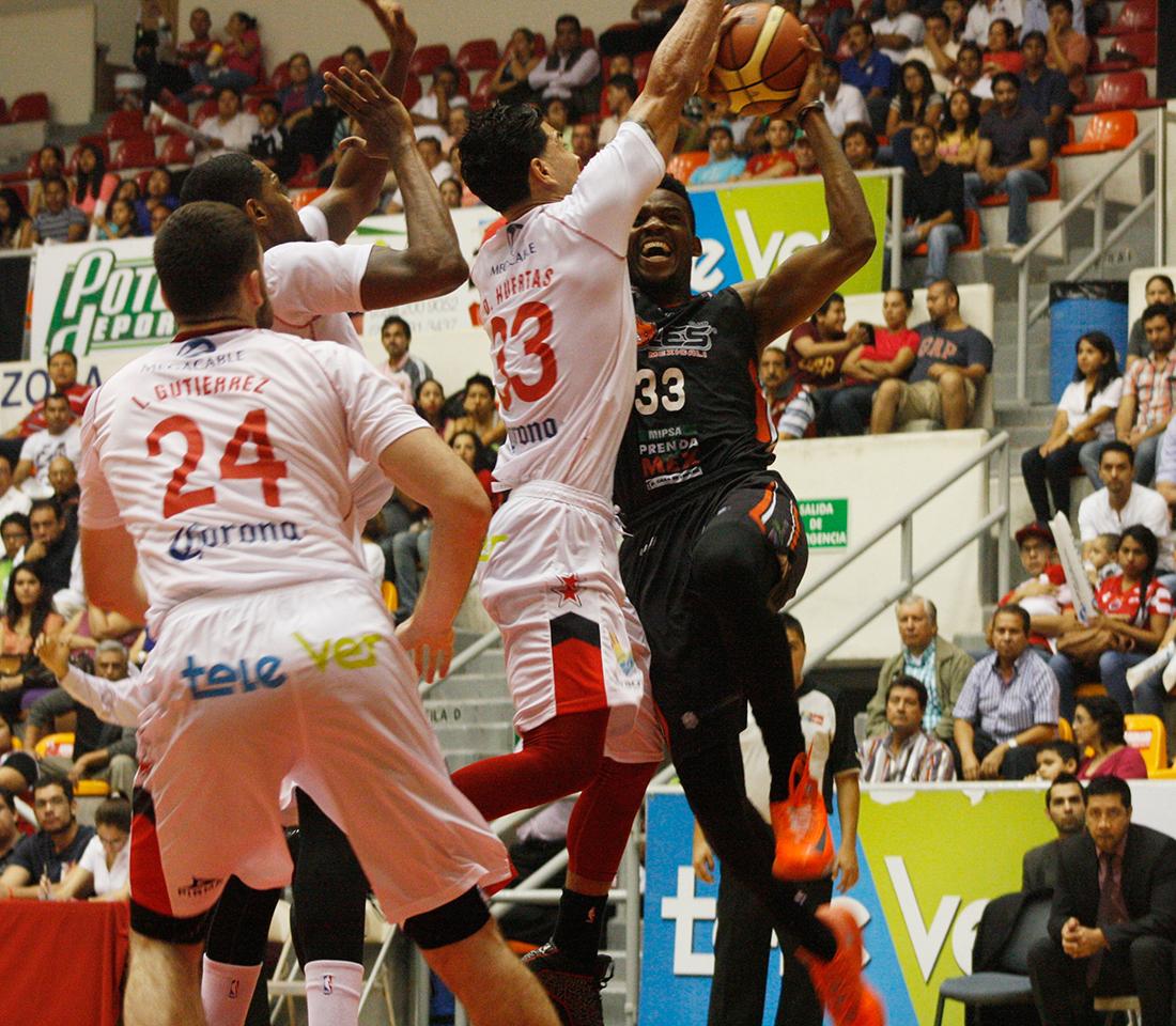 Semifinales empatadas en la LNBP por viva basquet