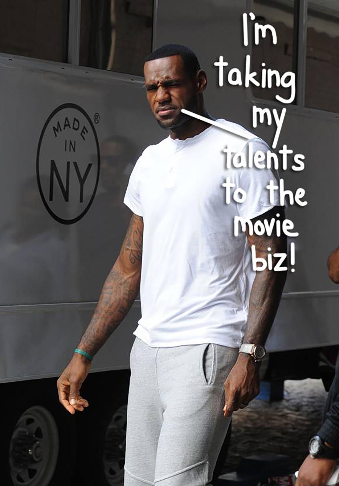 ¿LeBron James será el próximo magnate de los medios? Por viva basquet