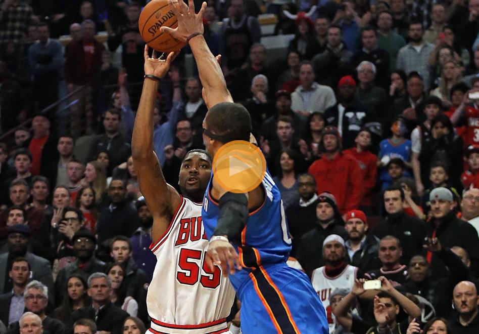 Con todo y Westbrook los Bulls se llevan el triunfo por Viva Basquet