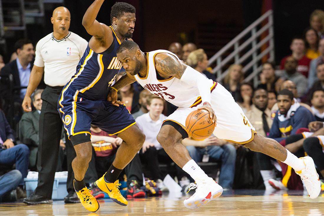 Apunten a los Cavaliers en playoffs por viva basquet