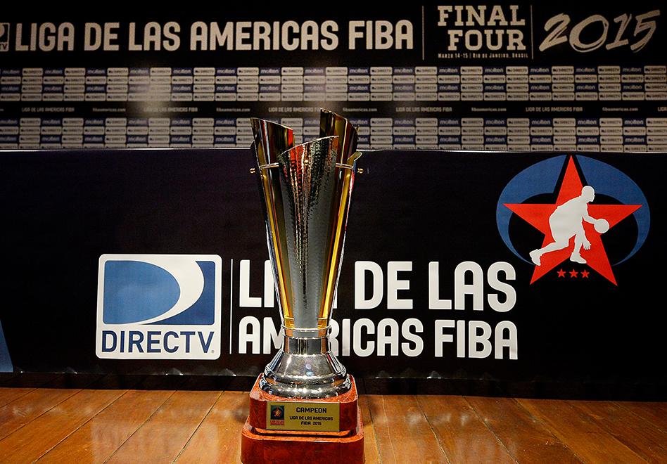 Arranca el Final Four de la Liga de las Américas por Viva Basquet