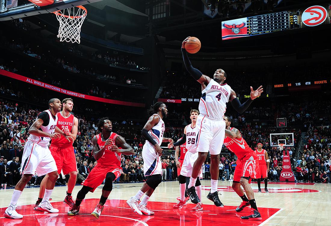 Atlanta Hawks sacan boleto a playoffs por viva basquet