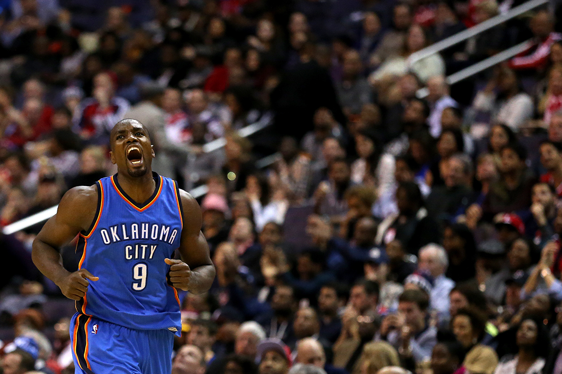 Una baja más para el Thunder por viva basquet