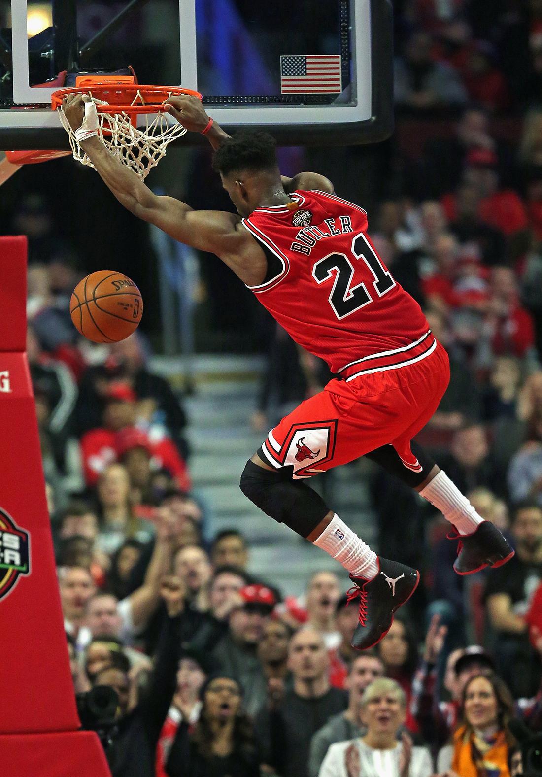 Los Bulls se quedan sin Jimmy Butler por viva basquet