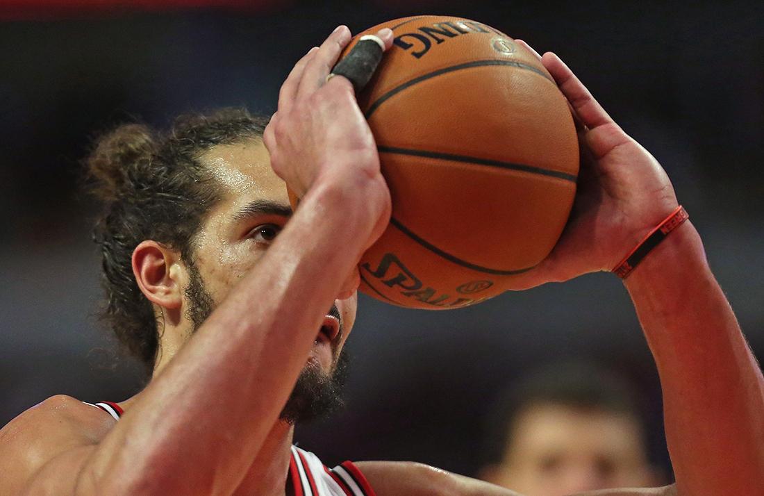 Joakim Noah y su lucha contra la violencia por viva basquet
