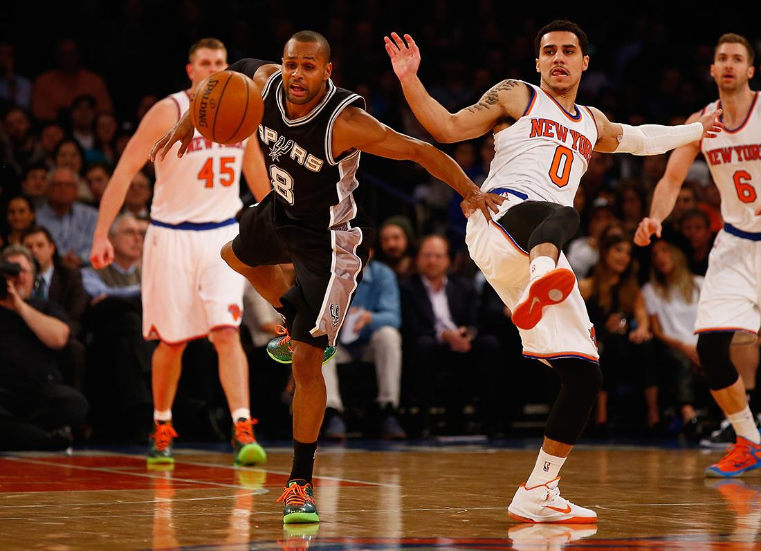 Una patética derrota en New York por viva basquet