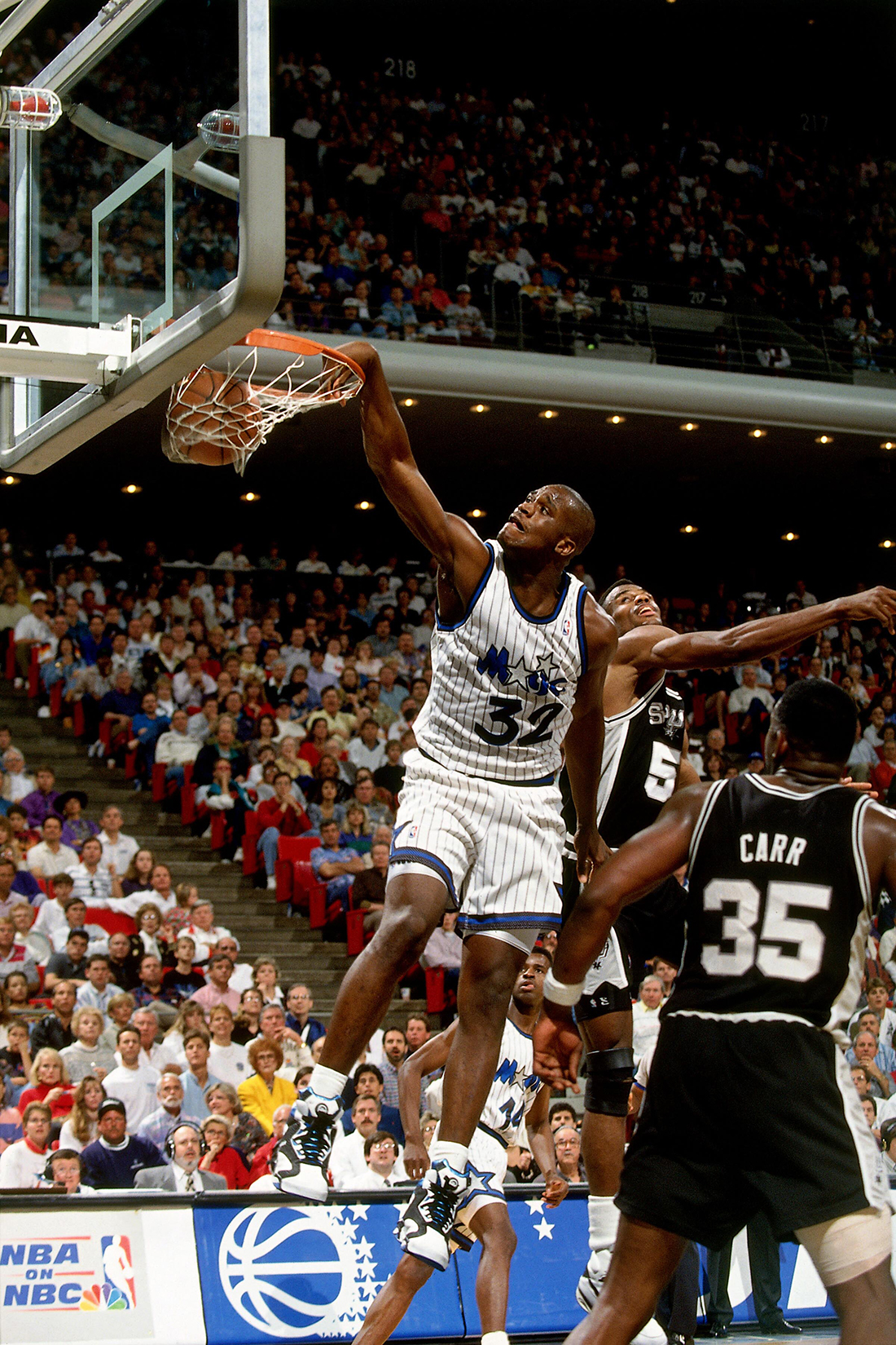 Copyright 1993 NBAE (Photo by Lou Capozzola/NBAE via Getty Images