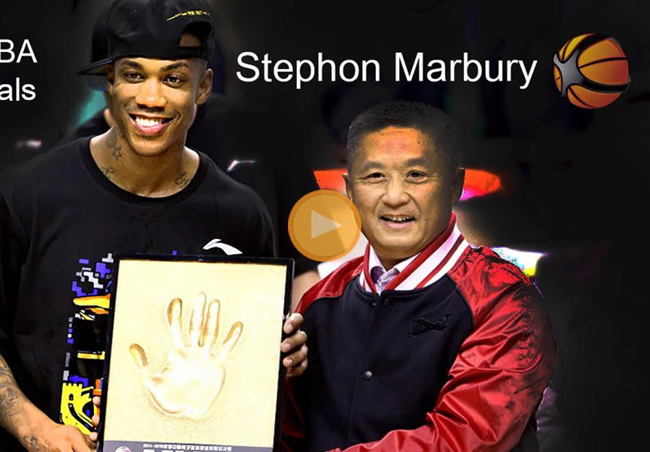 Stephon Marbury resurge en China por Viva Basquet