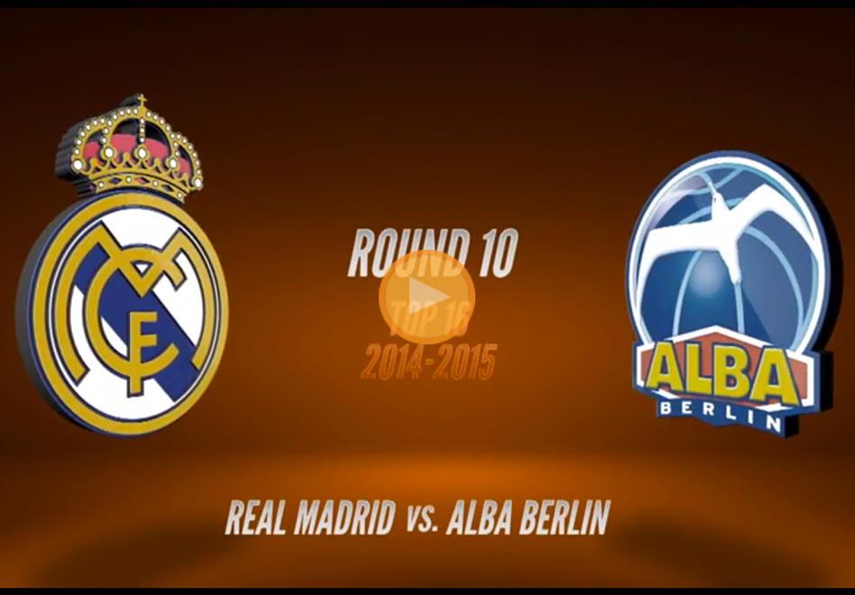 El Real Madrid alcanza los cuartos de final en Euroliga por Viva Basquet