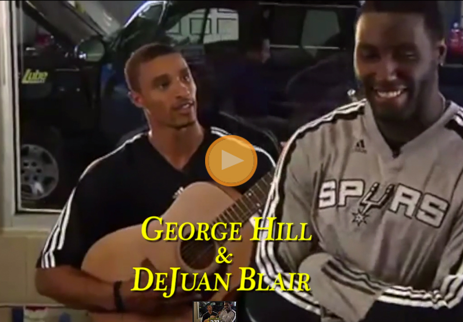 Para verdaderos fans de los Spurs. por Viva Basquet