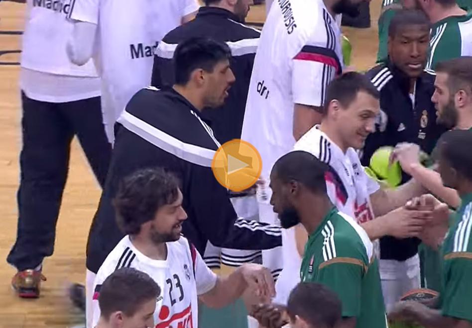 Repaso del Panathinaikos al Real Madrid por viva basquet