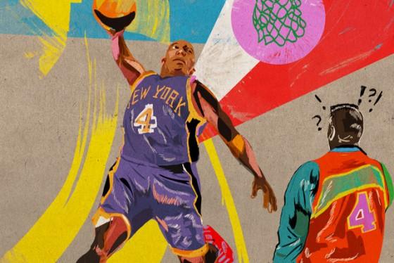 Las mejores ilustraciones de basquet por viva basquet