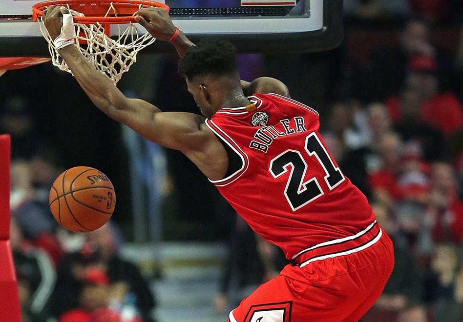 Los Bulls se quedan sin Jimmy Butller por viva basquet