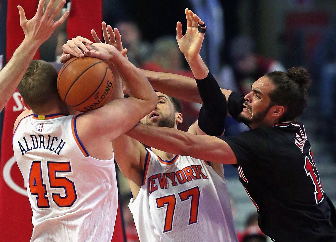 Los peores Knicks de la historia, vuelven a perder conta los bulls por viva basquet