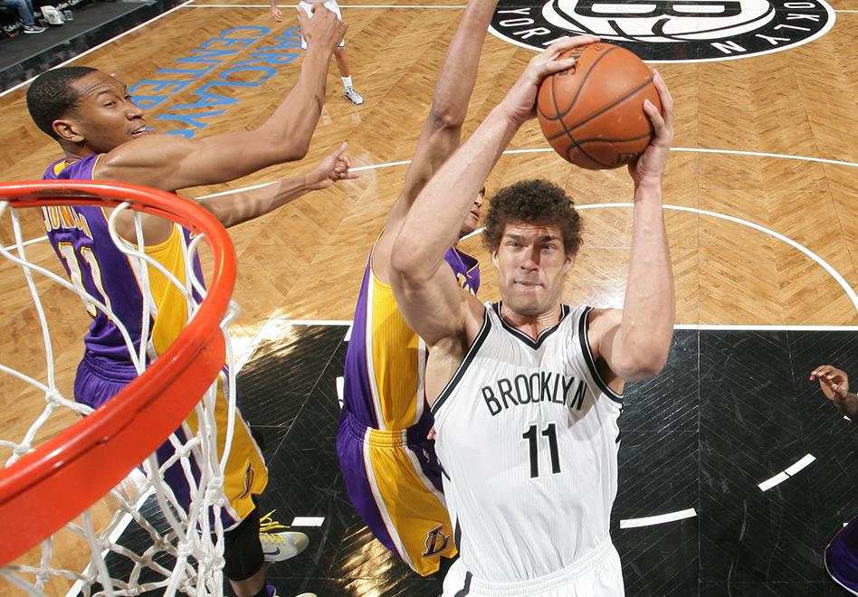 Brook Lopez y Stephen Curry los destacados de la semana en la NBA por Viva Basquet