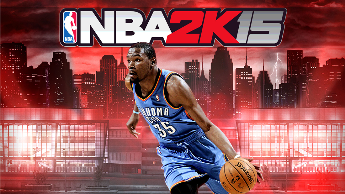 el soundtrack del NBA2K15 con musica seleccionada por el productor y cantante Pharrell Williams, en viva basquet