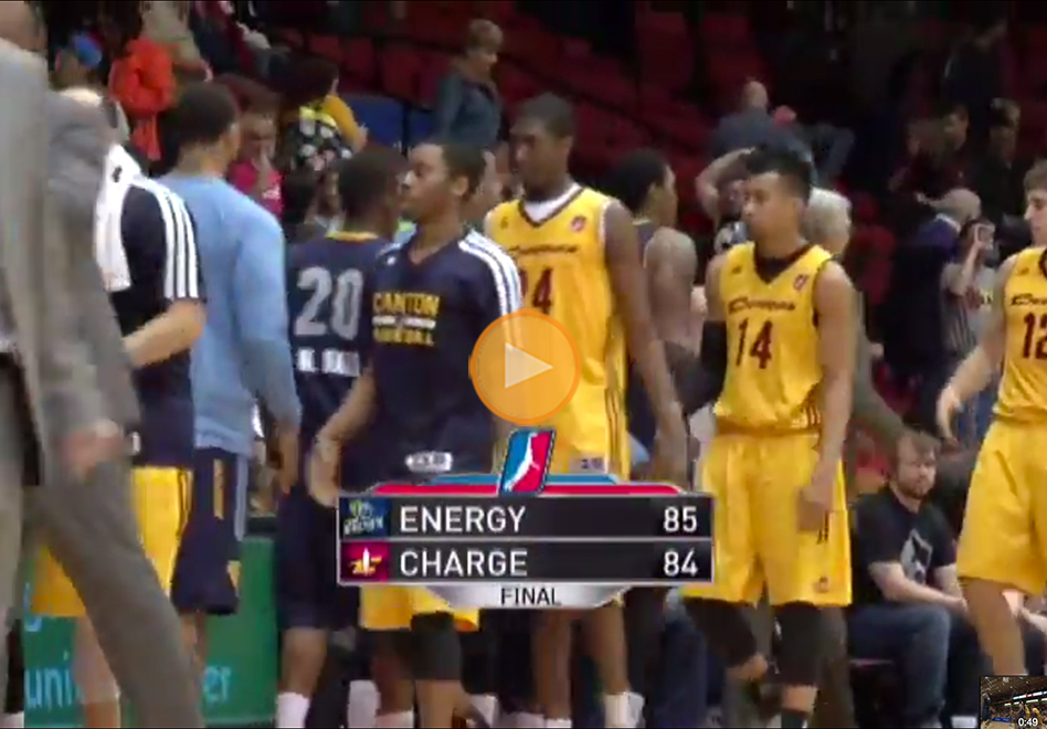 Iowa frena al Canton Charge de Jorge Gutiérrez por viva basquet