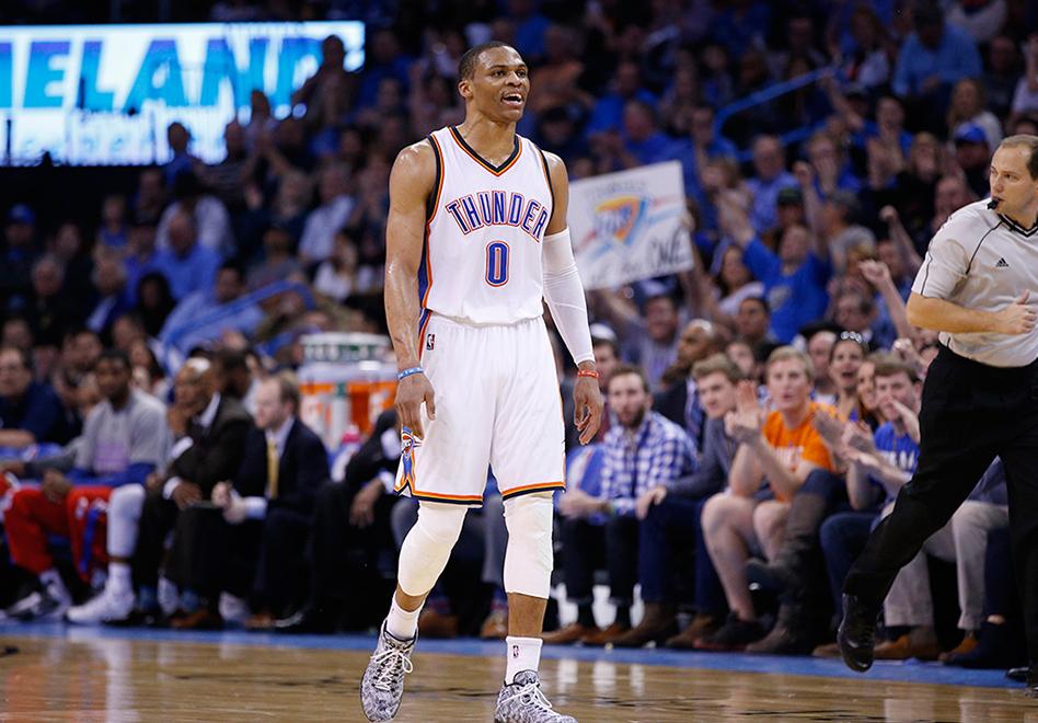 No cuenten con Westbrook por viva basquet