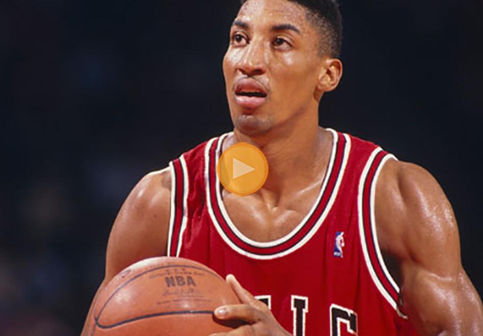 Los Récords de Pippen por viva basquet
