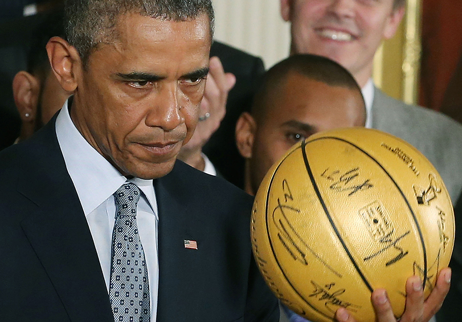 Los picks de Barack Obama por viva basquet