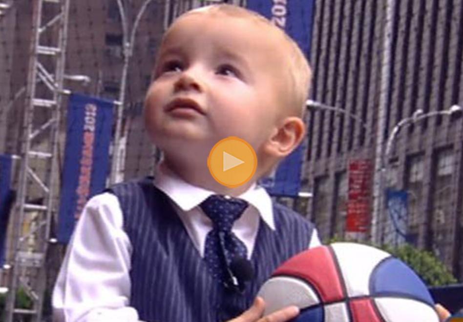 """Titus el niño """"Larry Bird"""" esta de regreso. por viva basquet"""