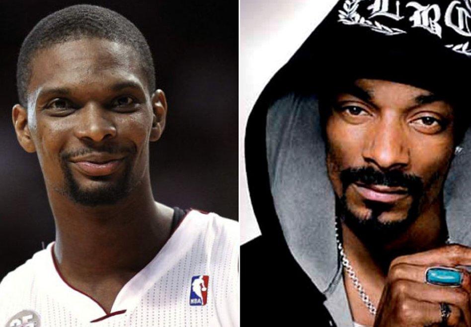 artistas y jugadores de la NBA ceparados al nacer