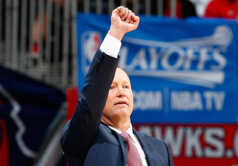 Coach del Año: Budenholzer le gana la carrera Kerr por Viva Basquet.