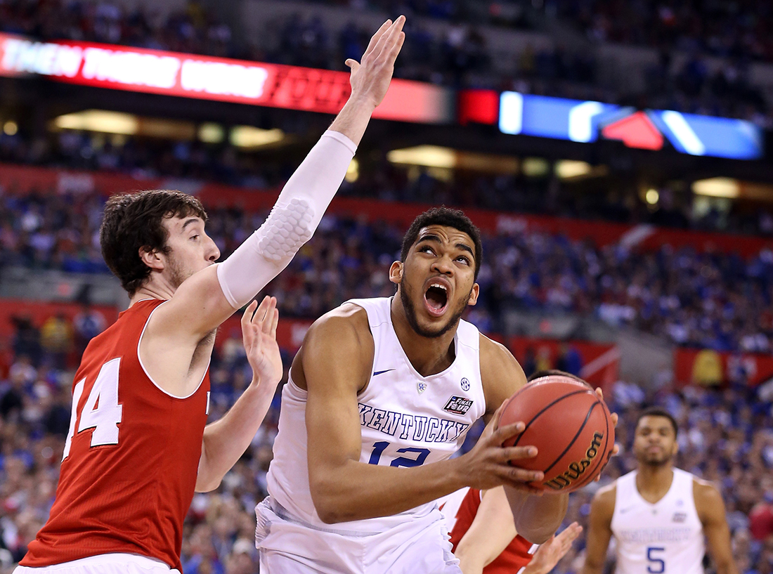 Karl Anthony-Towns Photo by Streeter Lecka/Getty Images
