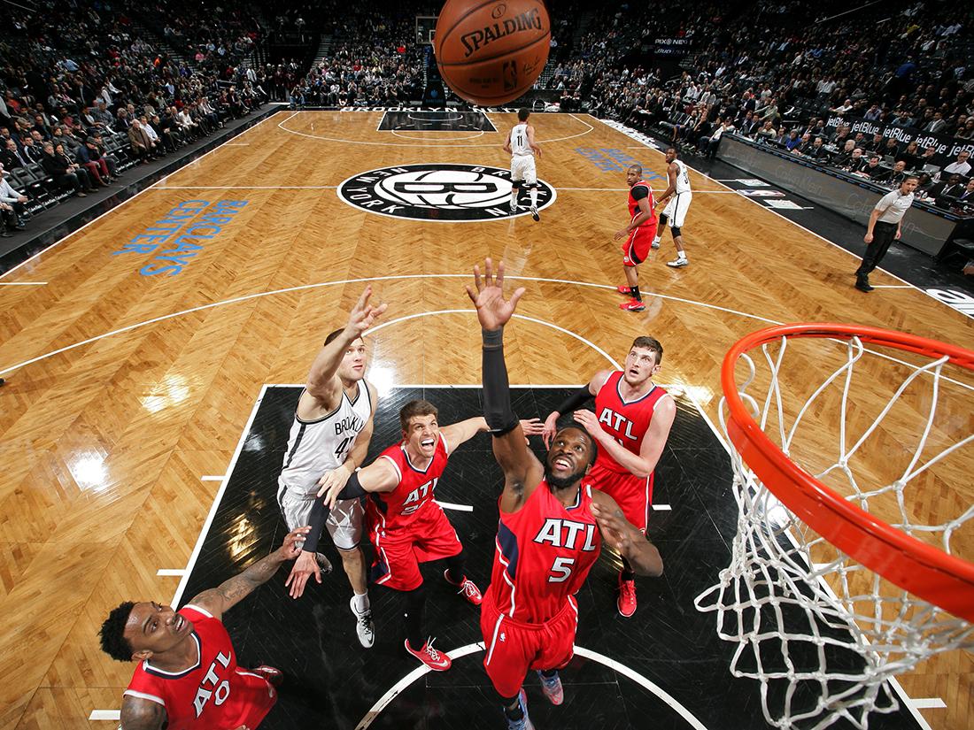 Tiempo de NBA Playoffs por viva basquet